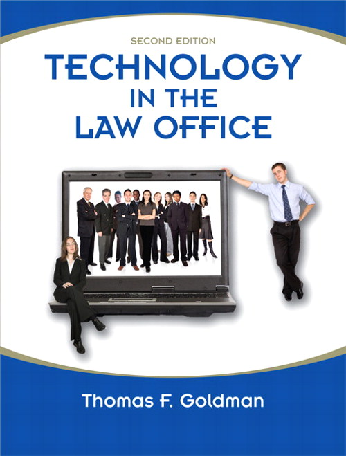 Technology in the Law Office, CourseSmart eTextbook, 2nd Edition
