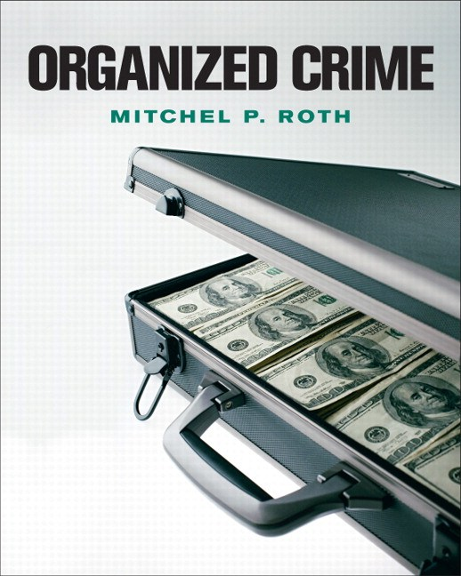 Organized Crime, CourseSmart eTextbook