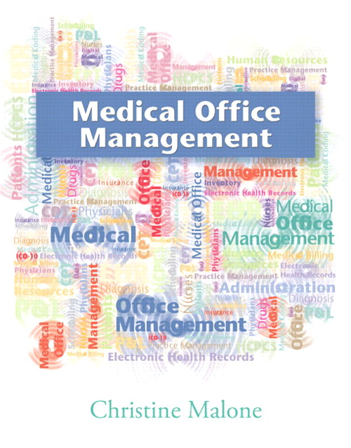 Medical Office Management, CourseSmart eTextbook