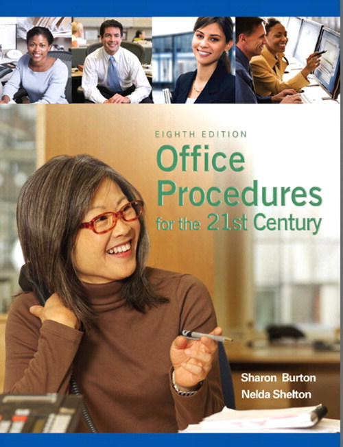 Office Procedures for the 21st Century, CourseSmart eTextbook, 8th Edition