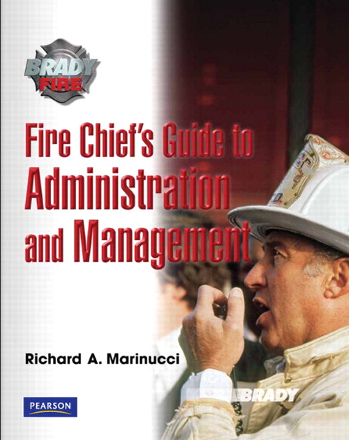 Fire Chief's Guide for Administration and Management, CourseSmart eTextbook