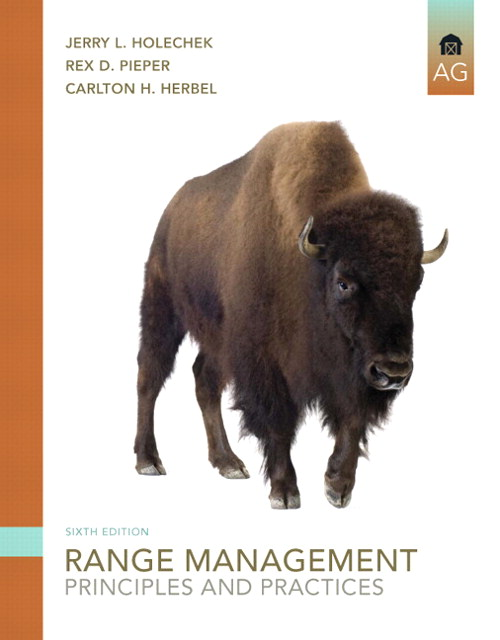 Range Management, CourseSmart eTextbook, 6th Edition
