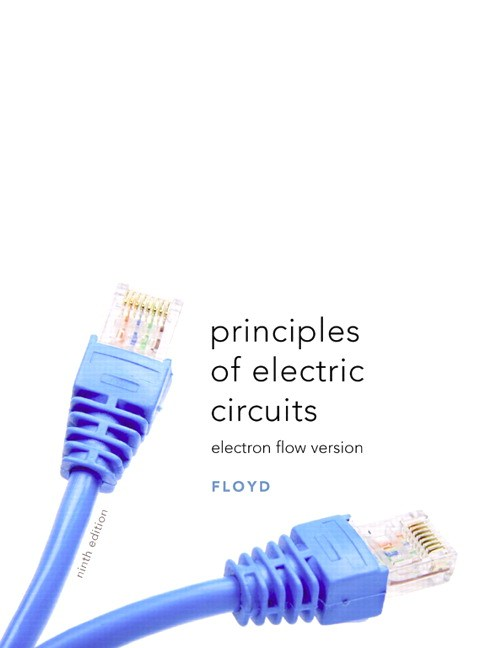 Principles of Electric Circuits: Electron Flow Version, CourseSmart eTextbook, 9th Edition