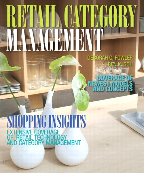 Retail Category Management, CourseSmart eTextbook