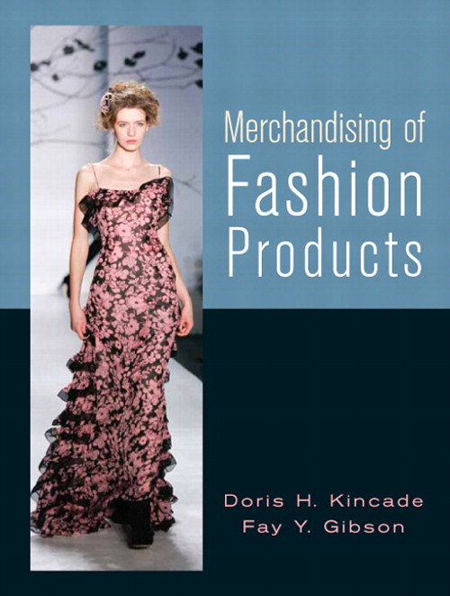 Merchandising of Fashion Products, CourseSmart eTextbook