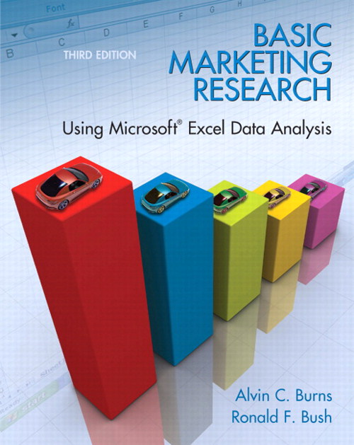 Basic Marketing Research with Excel, CourseSmart eTextbook, 3rd Edition