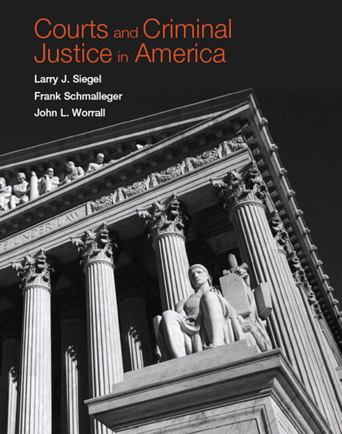Courts and the Criminal Justice System in America, CourseSmart eTextbook