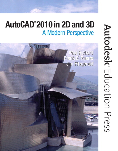 AutoCAD 2010 in 2D and 3D: A Modern Perspective, CourseSmart eTextbook