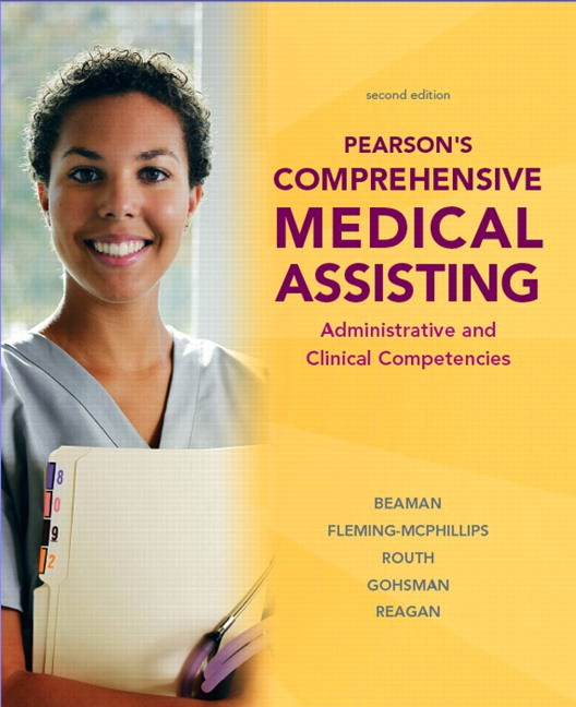 MyHealthProfessionsKit -- Instant Access -- for Pearson's Comprehensive Medical Assisting , 2nd Edition