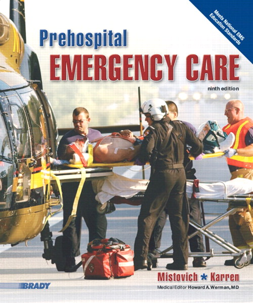 Prehospital Emergency Care, CourseSmart eTextbook, 9th Edition