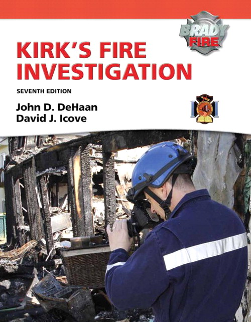 Kirk's Fire Investigation, 7th Edition