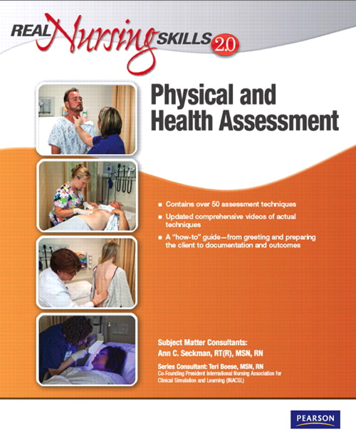 Real Nursing Skills 2.0 -- Instant Access -- for Physical and Health Assessment Online Version, 2nd Edition