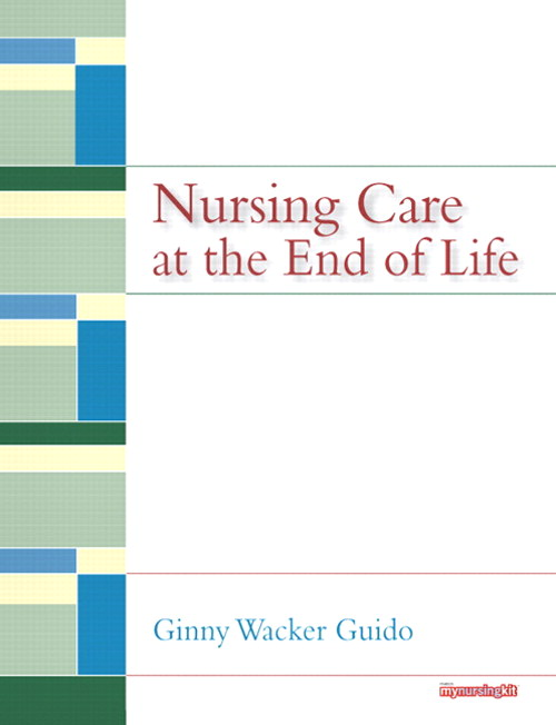 Nursing Care at the End of Life, CourseSmart eTextbook