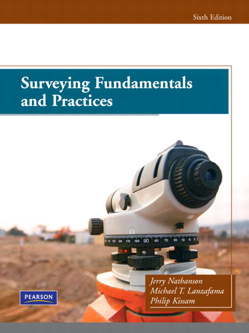 Surveying Fundamentals and Practices, CourseSmart eTextbook, 6th Edition
