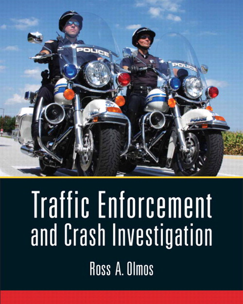 Traffic Enforcement and Crash Investigation, CourseSmart eTextbook