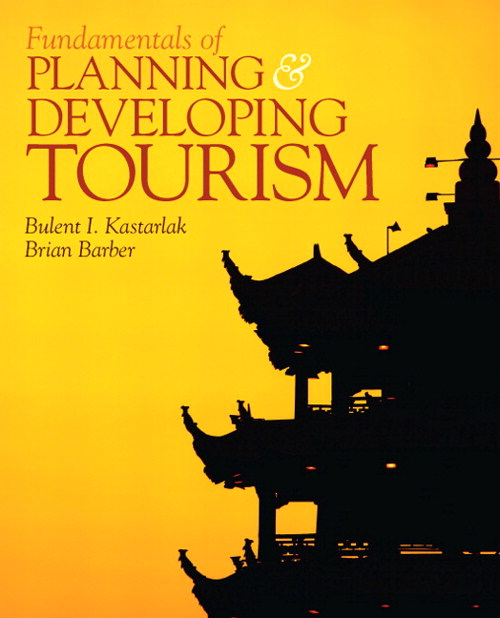 Fundamentals of Planning and Developing Tourism, CourseSmart eTextbook