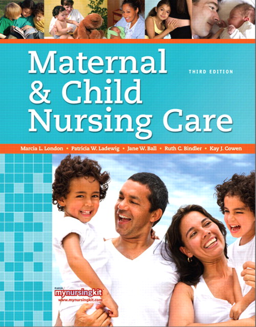 Maternal & Child Nursing Care, CourseSmart eTextbook, 3rd Edition