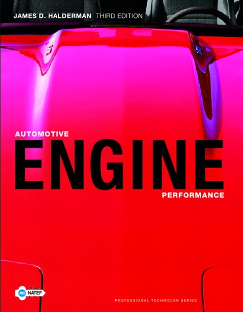 Automotive Engine Performance, CourseSmart eTextbook, 3rd Edition