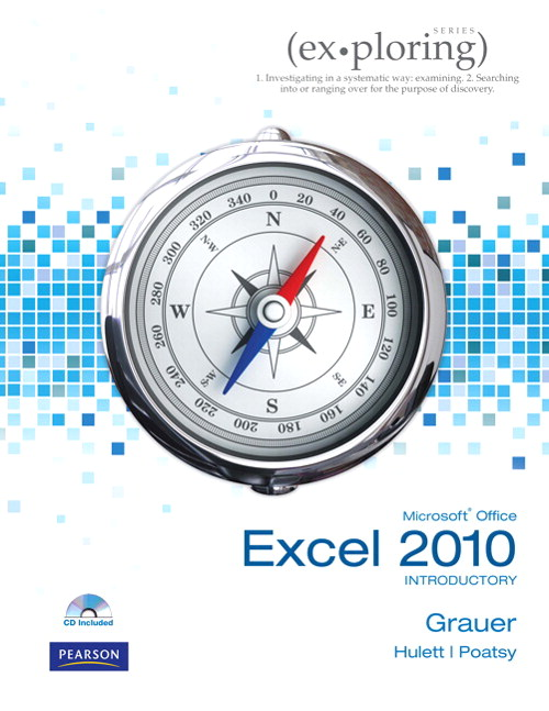 Exploring Microsoft Office Excel 2010 Introductory, CourseSmart eTextbook