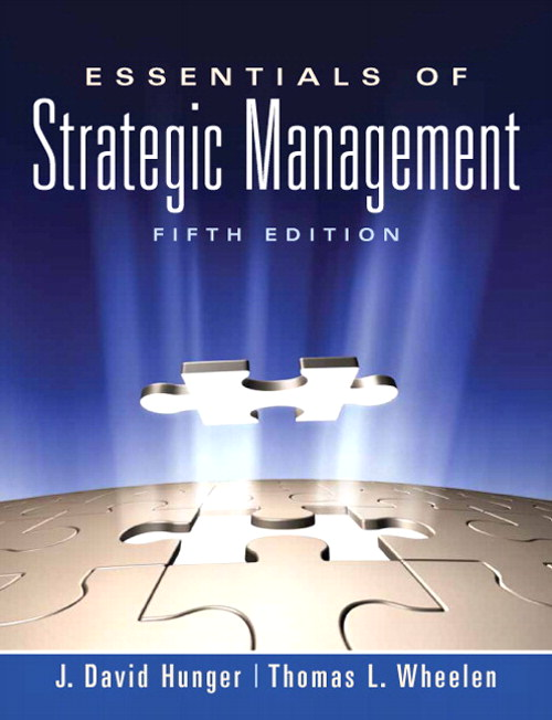 Essentials of Strategic Management, CourseSmart eTextbook, 5th Edition
