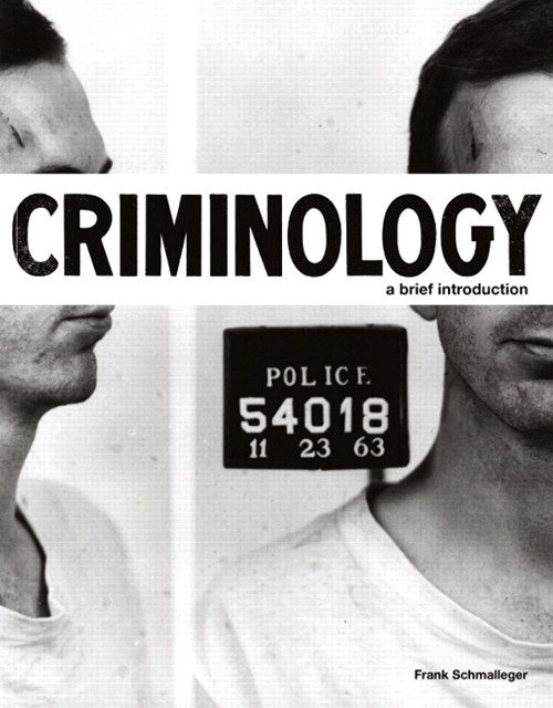 Criminology: A Brief Introduction, CourseSmart eTextbook