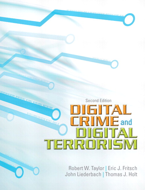 Digital Crime, Digital Terrorism, CourseSmart eTextbook, 2nd Edition