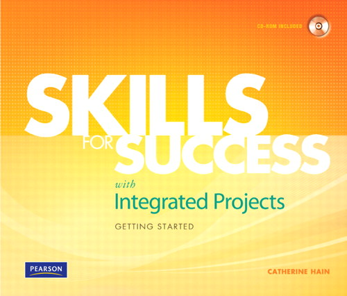 Skills for Success with Integrating Projects Getting Started, CourseSmart eTextbook