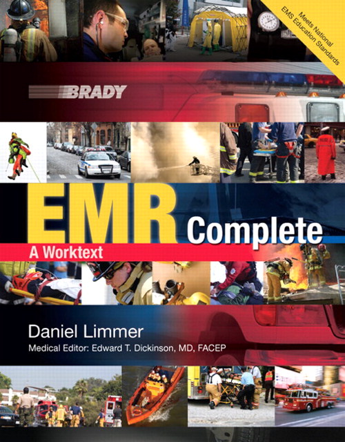 EMR Complete: A Worktext, CourseSmart eTextbook