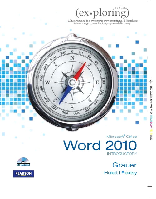 Exploring Microsoft Office Word 2010 Introductory, CourseSmart eTextbook