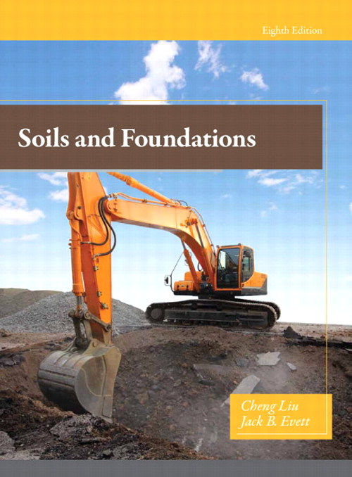 Soils and Foundations, CourseSmart eTextbook, 8th Edition