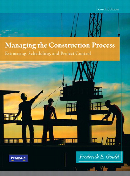 Managing the Construction Process, CourseSmart eTextbook, 4th Edition