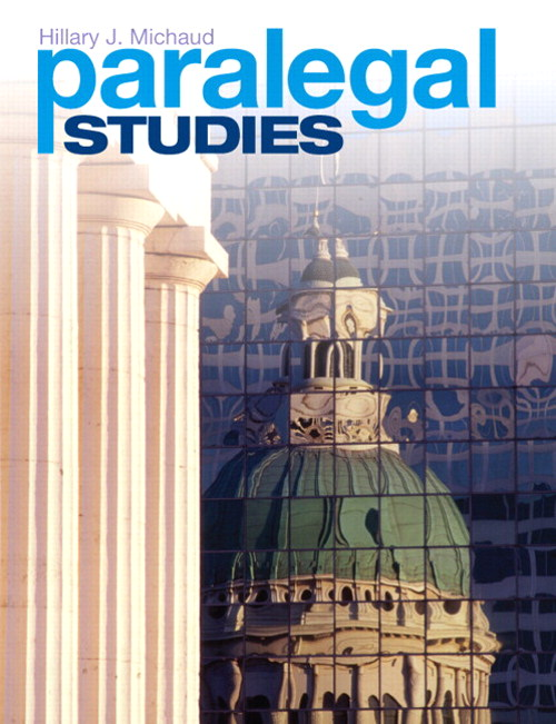 Paralegal Studies, CourseSmart eTextbook