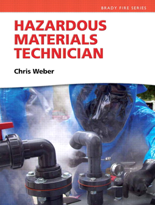 Hazardous Materials Technician, CourseSmart eTextbook