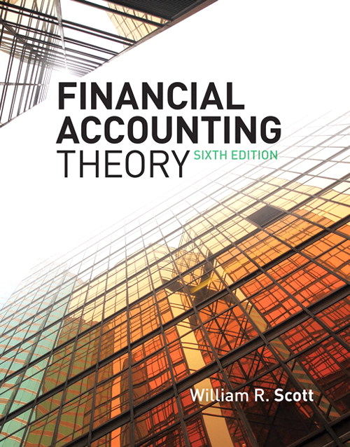 Financial Accounting Theory, CourseSmart eTextbook, 6th Edition