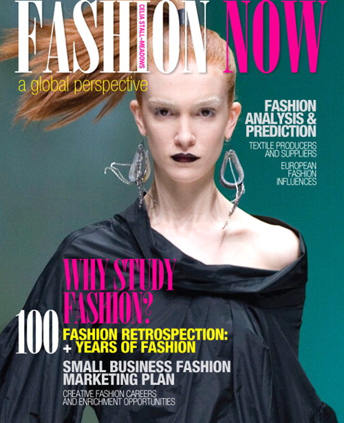 Fashion Now: A Global Perspective, CourseSmart eTextbook