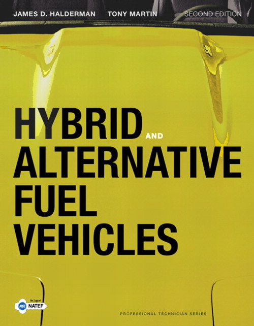 Hybrid and Alternative Fuel Vehicles, CourseSmart eTextbook, 2nd Edition
