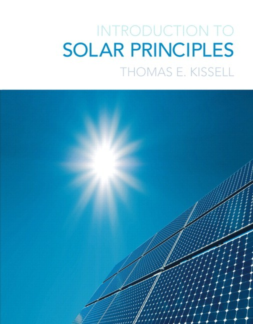 Introduction to Solar Principles, CourseSmart eTextbook