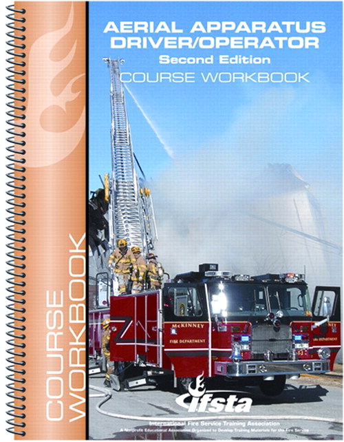Cover image for Student Workbook for Aerial Apparatus Driver Operator Handbook, 2nd Edition
