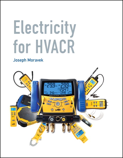 Electricity for HVACR, CourseSmart eTextbook