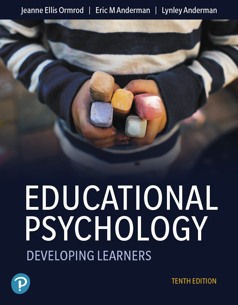 Educational Psychology: Developing Learners plus MyLab Education with Pearson eText -- Access Card Package, 10th Edition