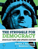 The Struggle for Democracy, 2018 Elections and Updates Edition (Subscription), 12th Edition