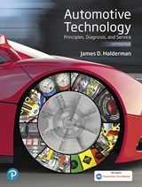 Automotive Technology: Principles, Diagnosis, and Service, 6th Edition