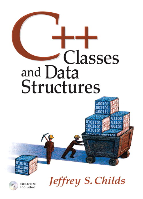 C++: Classes and Data Structures, CourseSmart eTextbook