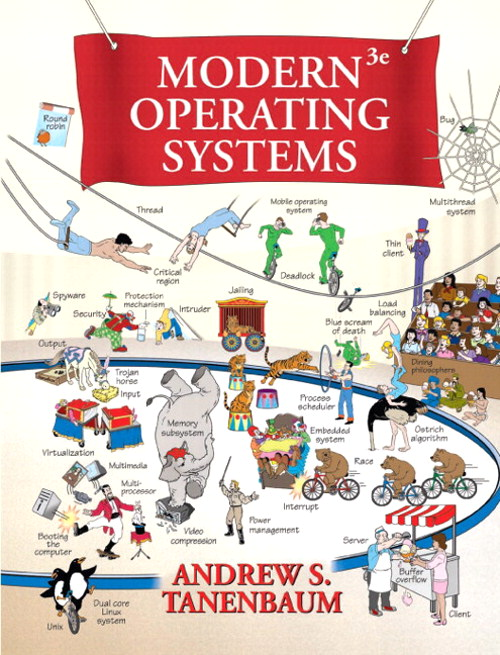 Modern Operating Systems, CourseSmart eTextbook, 3rd Edition
