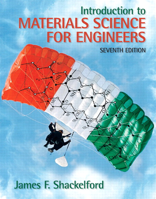 Introduction to Materials Science for Engineers, CourseSmart eTextbook, 7th Edition