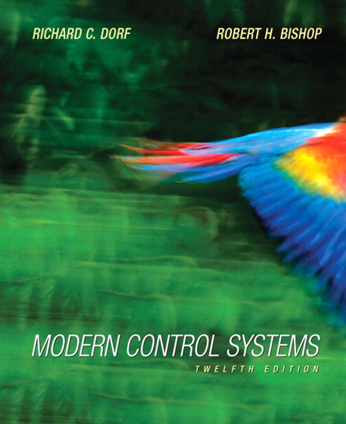 Modern Control Systems, CourseSmart eTextbook, 12th Edition