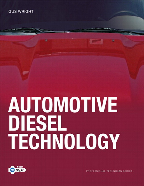 Automotive Diesel Technology, CourseSmart eTextbook