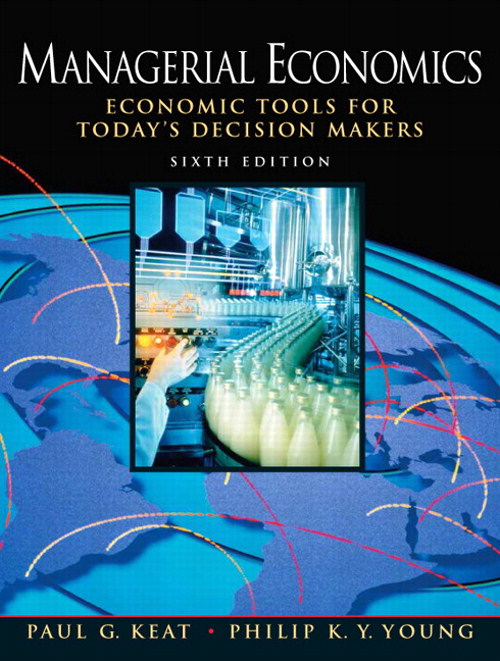 Managerial Economics, CourseSmart eTextbook, 3rd Edition