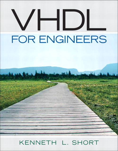 VHDL for Engineers, CourseSmart eTextbook