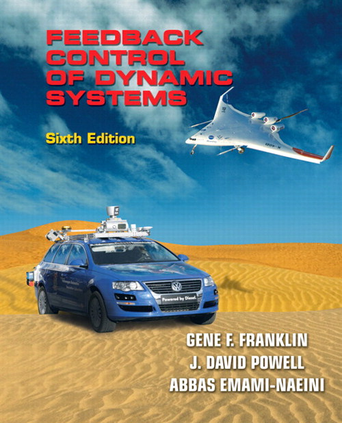 Feedback Control of Dynamic Systems, Coursesmart eTextbook, 6th Edition